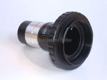 "Skywatcher 1.25"" 2x Deluxe barlow lens / t-adapter + t-ring bundle"
